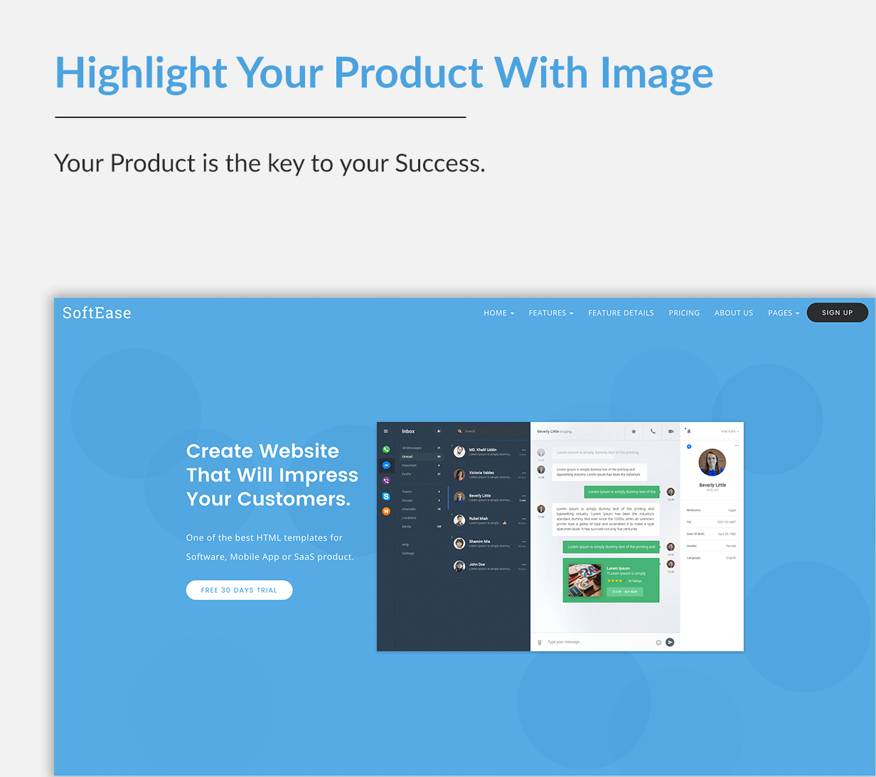 SoftEase - Multipurpose Software / SaaS Product WordPress Theme - 10