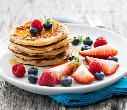 Berrys Pancake