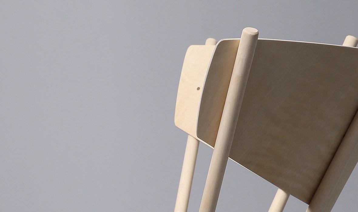 Belthrön chair